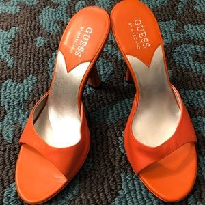 🧡 Guess By Marciano Slip on Mules